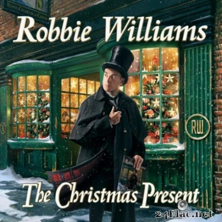 Robbie Williams - The Christmas Present (Deluxe) (2019) Hi-Res