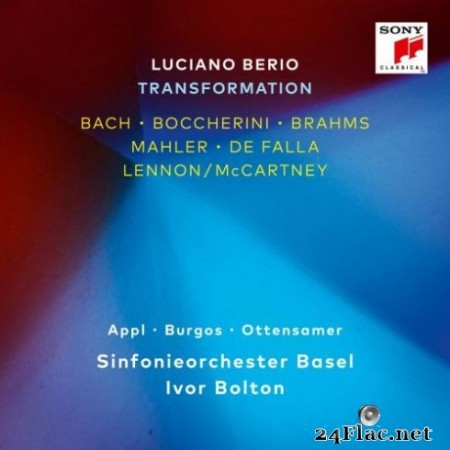 Sinfonieorchester Basel - Luciano Berio - Transformation (2019) Hi-Res