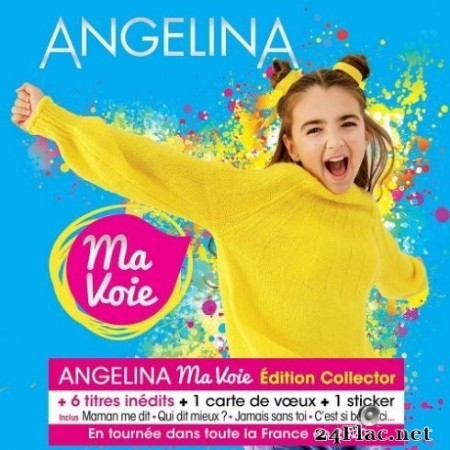 Angelina - Ma voie (Edition Collector) (2019) FLAC