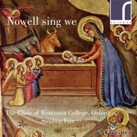 Stephen Farr - Nowell Sing We: Contemporary Carols, Vol. 2 (2014) Hi-Res