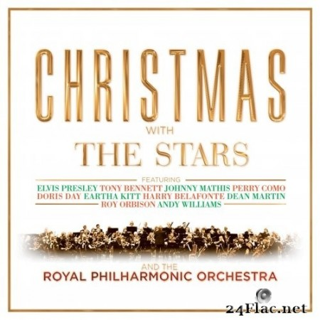 VA - Christmas With The Stars & The Royal Philharmonic Orchestra (2019) Hi-Res