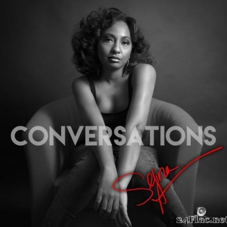 Selina Albright - Conversations (2017) [FLAC (tracks)]