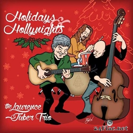 Laurence Juber - Holidays & Hollynights (2016/2019) Hi-Res