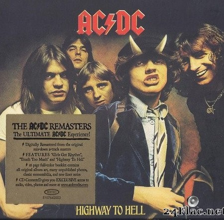 AC/DC - Highway to Hell (1979) [Remastered 2003]