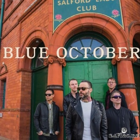 Blue October - Live from Manchester (2019) [FLAC (tracks)]