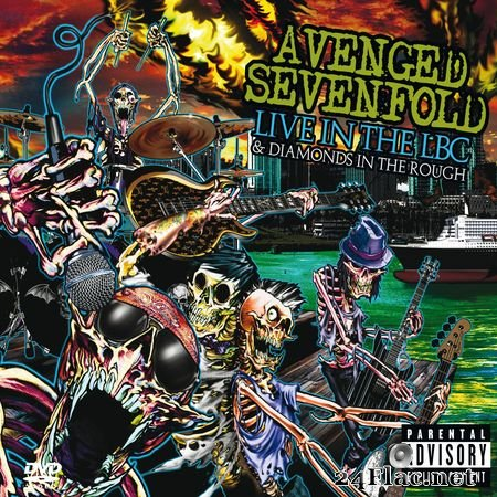 Avenged Sevenfold - Diamonds In The Rough (2008) FLAC