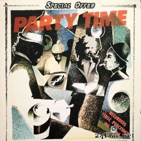 VA - Party Time - Special Offer, Recording First Published 1961 - 1965 (1965) FLAC 24/96