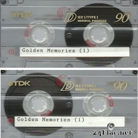 VA - Golden Memories (Teil 1) (MC rip) (1960 - 1969) FLAC (image + cue)