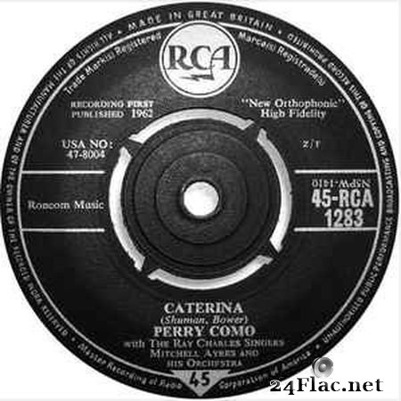 Perry Como - Caterina, The Island Of Forgotten Lovers (1962) FLAC 16/96 kHz Mono