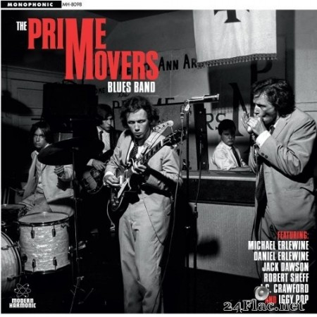 The Prime Movers Blues Band - The Prime Movers Blues Band (2019) Hi-Res