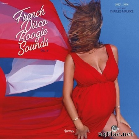 French Disco Boogie Sounds Vol.4 (2019) Hi-Res