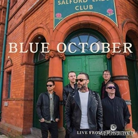 Blue October - Live from Manchester (2019) Hi-Res + FLAC