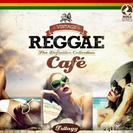 VA - Vintage Reggae Cafe - the Definitive Collection (2015) [FLAC (tracks)]