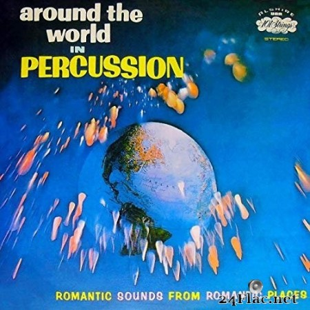 Irving Cottler Orchestra - Around the World in Percussion (Remastered from the Original Somerset Tapes) (1961/2019) Hi-Res