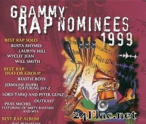 VA - Grammy Rap Nominees (1999) [FLAC (tracks+.cue)]