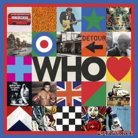 The Who - WHO (Deluxe) (2019) Hi-Res