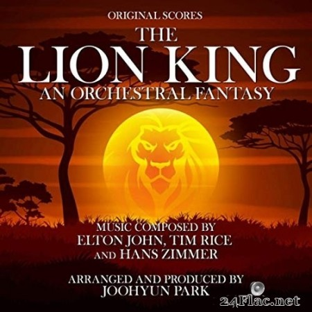 Joohyun Park - The Lion King Ep (2019) Hi-Res