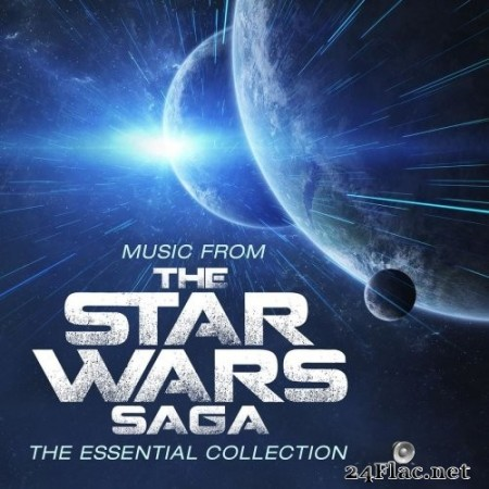 Robert Ziegler - Music From The Star Wars Saga - The Essential Collection (2019) Hi-Res