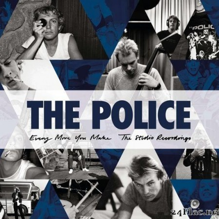 The Police - Every Move You Make: The Studio Recordings (2018) [FLAC (tracks + .cue)]