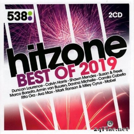 Various Artists - 538 Hitzone Best Of 2019 (2019)