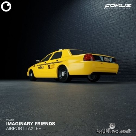 Imaginary Friends - Airport Taxi EP (2019) Hi-Res