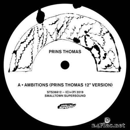 Prins Thomas - Ambitions Remixes I; Ambitions Remixes II (2019) Hi-Res