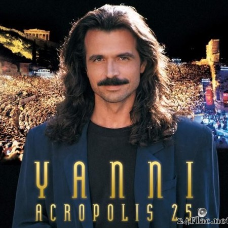 Yanni - Live at the Acropolis - 25th Anniversary Deluxe Edition (2018) [FLAC (tracks)]