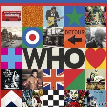 The Who - WHO (Deluxe) (2019) [FLAC (tracks)]