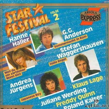 Various Artists - Star Festival Folge 2 (1988) [FLAC (tracks + .cue)]
