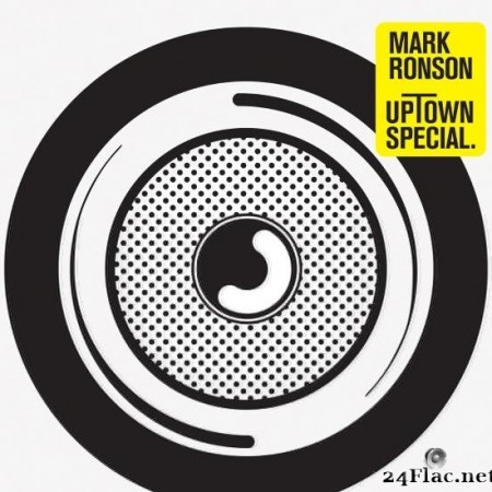 Mark Ronson - Uptown Special (2015) [FLAC (tracks)]