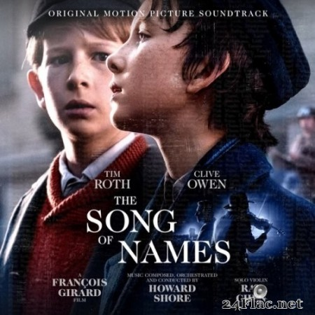 Howard Shore - The Song of Names (Original Motion Picture Soundtrack) (2019) Hi-Res
