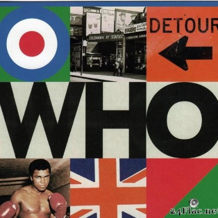 The Who - Who (2019) [FLAC (tracks + .cue)]
