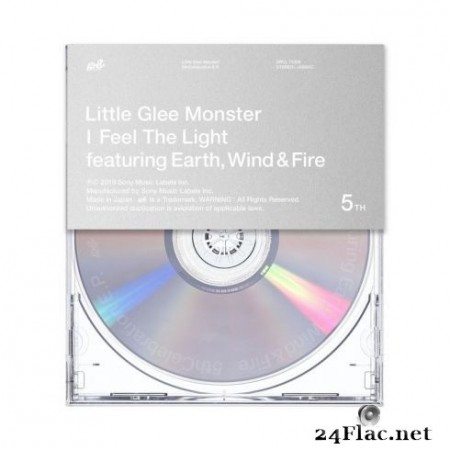 Little Glee Monster - I Feel the Light (EP) (2019) FLAC