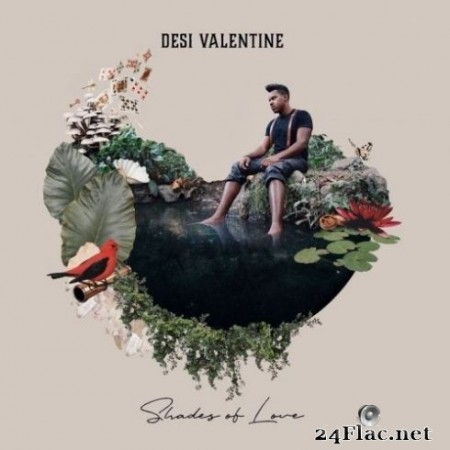 Desi Valentine - Shades of Love (2019) FLAC