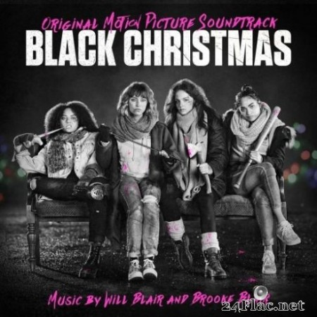 Will Blair - Black Christmas (Original Motion Picture Soundtrack) (2019) FLAC