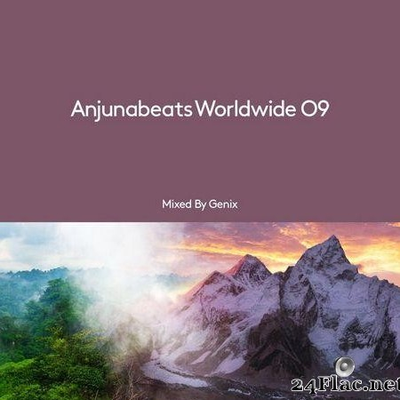 VA - Anjunabeats Worldwide O9 - Mixed By Genix (2019) [FLAC (tracks)]