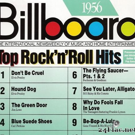 VA - Billboard Top Rock'n'Roll Hits 1956 (1988) [FLAC (tracks + .cue)]