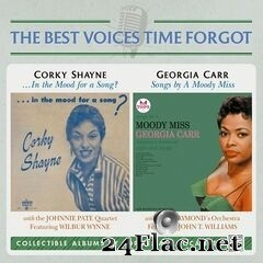 Corky Shayne & Georgia Carr - …In the Mood for a Song? / Songs by a Moody Miss (2019) FLAC