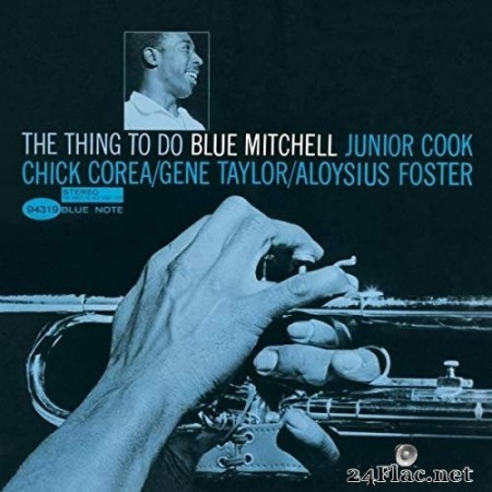 Blue Mitchell - The Thing To Do (1965/2016) Hi-Res