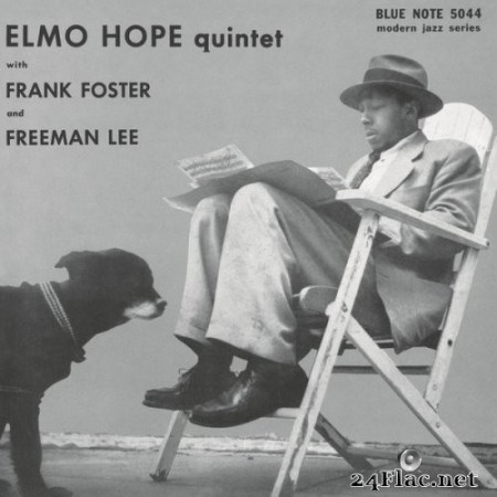 Elmo Hope Quintet - Elmo Hope Quintet With Frank Foster And Freeman Lee (1954/2015) Hi-Res