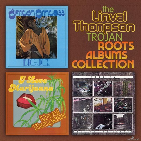 The Linval Thompson Trojan Roots Albums Collection (2019) FLAC