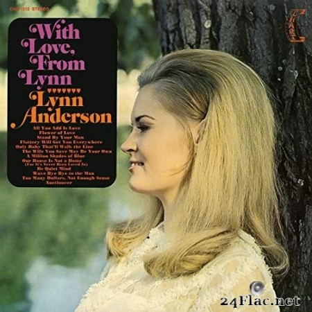 Lynn Anderson - With Love, From Lynn (1969/2019) Hi-Res