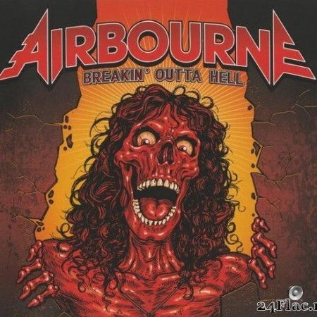 Airbourne - Breakin? Outta Hell (2016) [FLAC (image + .cue)]