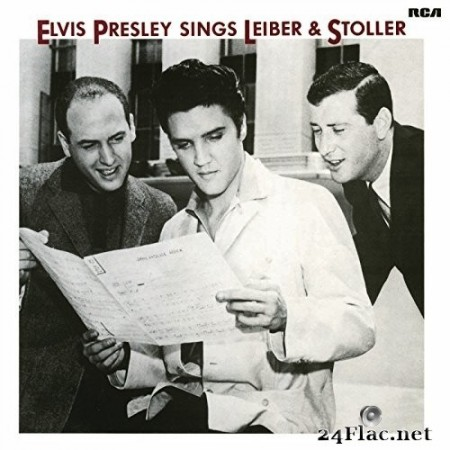 Elvis Presley - Elvis Sings Leiber and Stoller (1980/2016) Hi-Res