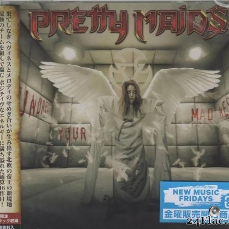 Pretty Maids - Undress Your Madness (2019) [FLAC (image + .cue)]