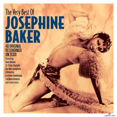 Josephine Baker - The Very Best Of (2019) FLAC
