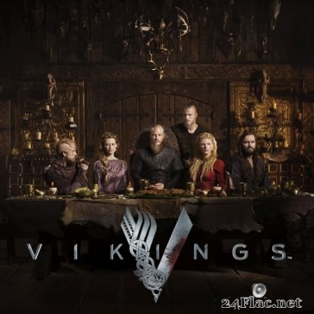 Trevor Morris - The Vikings IV (Music from the TV Series) (2019) Hi-Res
