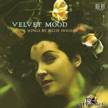 Billie Holiday - Velvet Mood (Mono Remastered) (1955/2019) Hi-Res