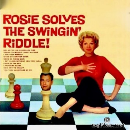 Rosemary Clooney - Rosie Solves The Swingin' Riddle! (1961/2019) Hi-Res