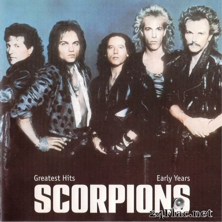 Scorpions - Greatest Hits Early Years (2 CD) (2001) FLAC (image+.cue)